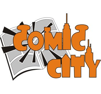 Comic City Logo